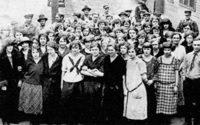 Women in Mueller Co.'s History